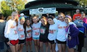FUN(D) RUN AND WALK 2013 RAISES OVER $25,000