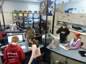 STEM Labs Benefit from Foundation Grant