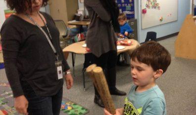 Kohl Children's Museum Visits Green Bay
