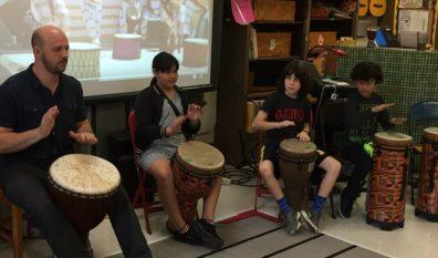 Drumtastic!