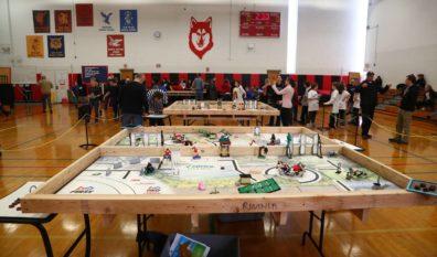 Lego Robotics Competition a Big Success