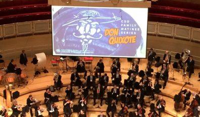Orchestra Students Visit Symphony Center